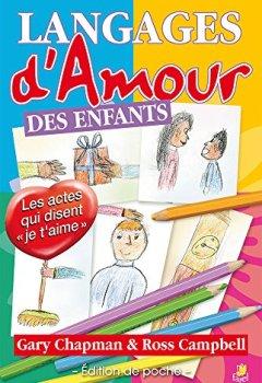 Livres Couvertures de Les langages d'amour des enfants