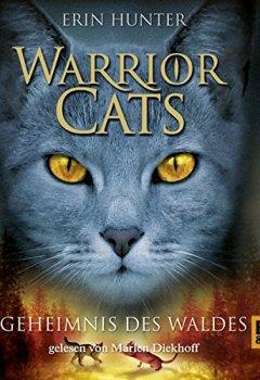 Abdeckungen Das Geheimnis des Waldes (Warrior Cats 3)