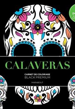 Livres Couvertures de Black Premium Calaveras