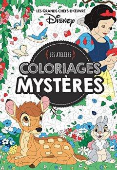 Livres Couvertures de Classiques, Disney Scènes Mythique, ATELIERS DISNEY