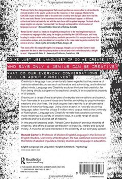 Livres Couvertures de Language and Creativity: The Art of Common Talk