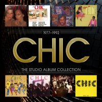 Chic - The Studio Album Collection 1977-1992 (2013) [16bit/24bit FLAC]