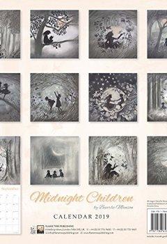 Livres Couvertures de Midnight Children 2019 Calendar