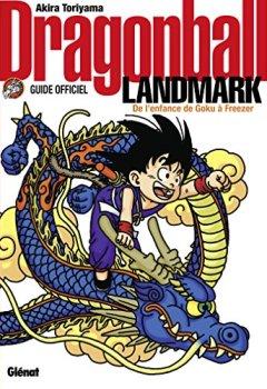 Livres Couvertures de Dragon Ball - Landmark