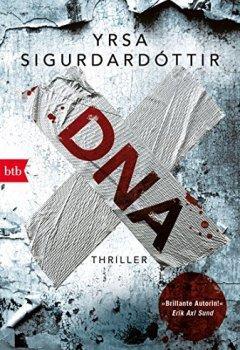 Abdeckungen DNA: Thriller (Kommissar Huldar und Psychologin Freyja 1)