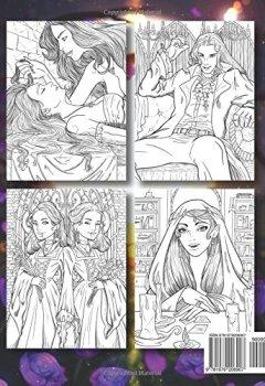 Livres Couvertures de Vampires: Adult Coloring Books (Volume 2)