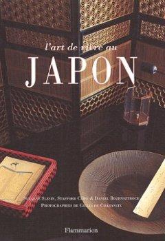 Livres Couvertures de L'Art de vivre au Japon