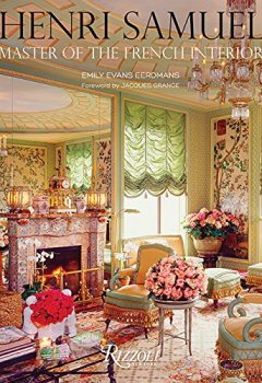 Livres Couvertures de Henri Samuel: Master of the French Interior