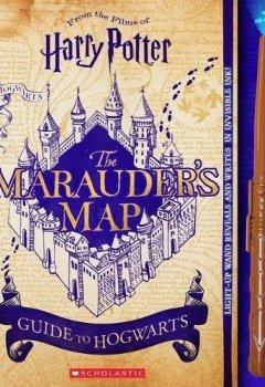 Livres Couvertures de Marauder's Map Guide to Hogwarts (Harry Potter)