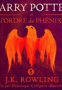 Livres Couvertures de Harry Potter et l'Ordre du Phénix (Harry Potter 5)