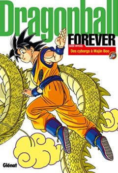Livres Couvertures de Dragon Ball - Forever
