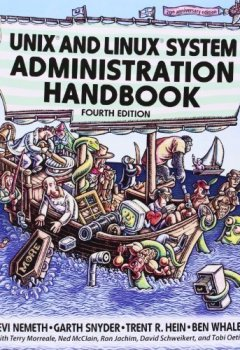 Livres Couvertures de UNIX and Linux System Administration Handbook (4th Edition) by Nemeth, Evi, Snyder, Garth, Hein, Trent R., Whaley, Ben (2010) Paperback