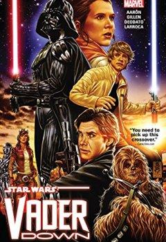 Livres Couvertures de Star Wars: Vader Down