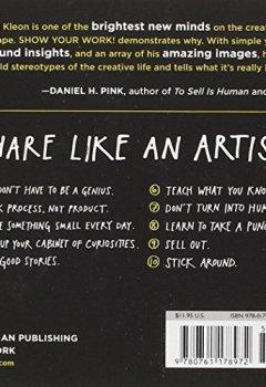 Livres Couvertures de Show Your Work!