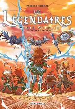Livres Couvertures de Les Légendaires 21 - La Bataille du néant