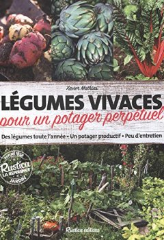 Livres Couvertures de Légumes vivaces pour un potager perpétuel