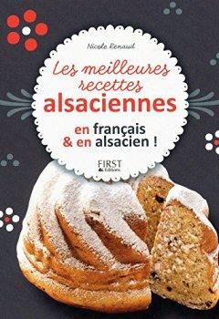 Livres Couvertures de Les meilleures recettes alsaciennes