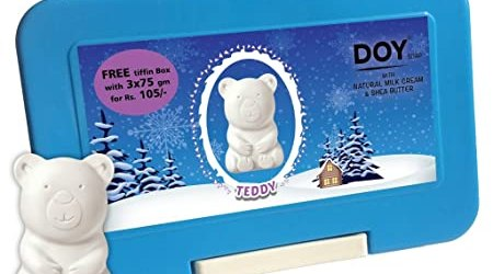 Doy Kids Teddy Soaps with Free Tiffin