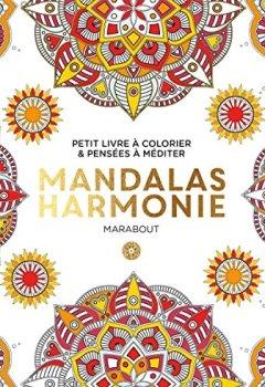 Livres Couvertures de Le petit livre de coloriage : Mandalas Harmonie