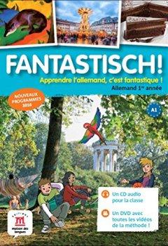 Livres Couvertures de Fantastisch ! (1DVD + 1 CD audio)