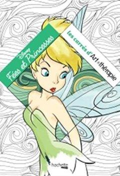 Livres Couvertures de Disney Fées et Princesses