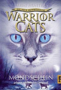 Abdeckungen Mondschein (Warrior Cats: Die neue Prophezeiung 2)