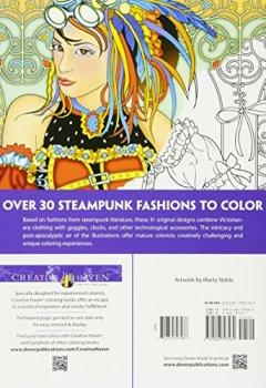 Livres Couvertures de Steampunk Fashions