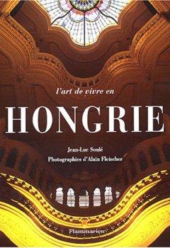 Livres Couvertures de L'art de vivre en Hongrie
