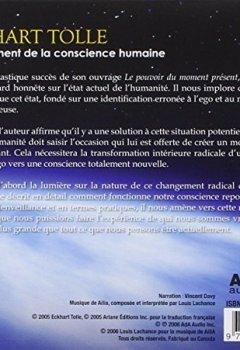 Livres Couvertures de Nouvelle Terre - Livre audio 2 CD