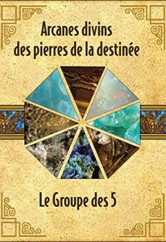 Livres Couvertures de Arcanes divins des pierres de la destinée - Coffret livret + cartes