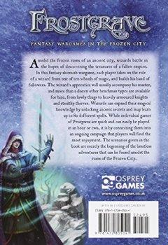 Livres Couvertures de Frostgrave: Fantasy Wargames in the Frozen City