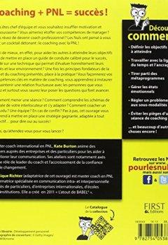 Livres Couvertures de Le Coaching avec la PNL pour les Nuls