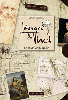 Livres Couvertures de Léonard de Vinci