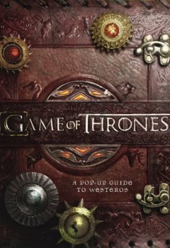Livres Couvertures de Game of Thrones: A Pop-up Guide to Westeros