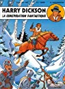 Harry Dickson, tome 6 : La conspiration fantastique (BD)