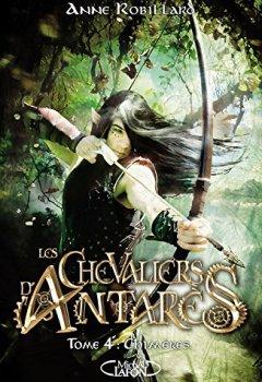 Livres Couvertures de Les chevaliers d'Antarès - tome 4