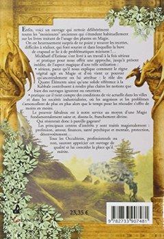Livres Couvertures de De l'usage des herbes, poudres et encens en Magie