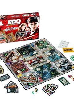Livres Couvertures de Harry Potter Cluedo