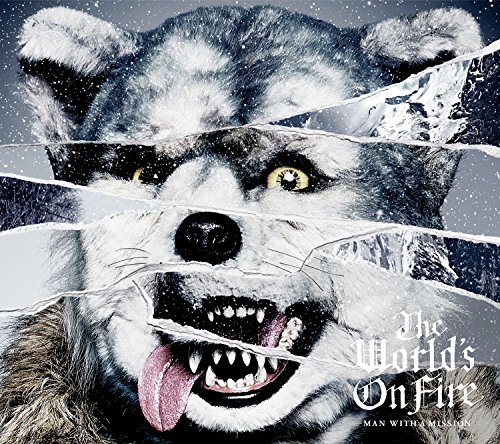 The World's On Fire(初回生産限定盤)(フォトブック付)