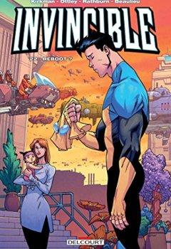 Livres Couvertures de Invincible T22: Reboot ?