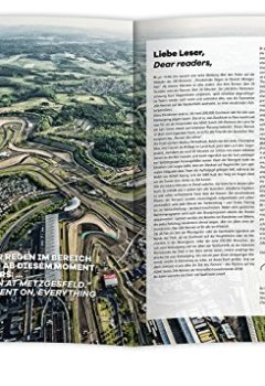 Buchdeckel von 24h Rennen Nürburgring. Offizielles Jahrbuch zum 24 Stunden Rennen auf dem Nürburgring 2017 (Jahrbuch 24 Stunden Nürburgring Nordschleife)
