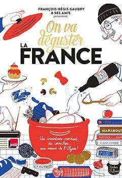 Livres Couvertures de On va déguster : la France