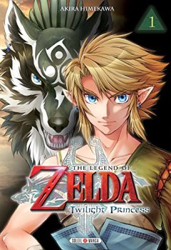 Livres Couvertures de The Legend of Zelda - Twilight Princess T01
