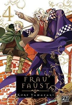 Livres Couvertures de Frau Faust T04