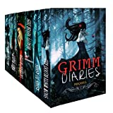 The Grimm Diaries Prequels volume 1- 6: Snow White Blood Red, Ashes to Ashes & Cinder to Cinder, Beauty Never Dies, Ladle Rat Rotten Hut, Mary Mary Quite Contrary, Blood Apples