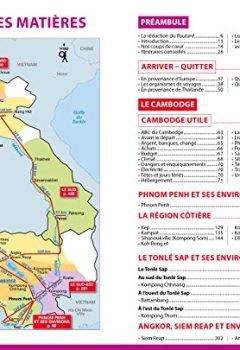 Livres Couvertures de Guide du Routard Cambodge Laos 2018: + l'île de Phù Quoc au Vietnam