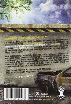 Livres Couvertures de Rues barbares : Survivre en ville