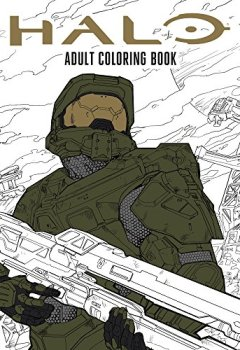 Livres Couvertures de Halo Coloring Book