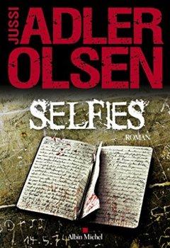 Livres Couvertures de Selfies : La septième enquête du Département V