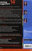 Livres Couvertures de Marketing Management 14e édition